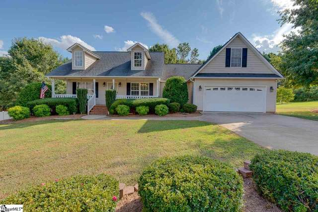 418 Abberly Lane Drive, Boiling Springs, SC 29316 (MLS #1426790) :: Prime Realty
