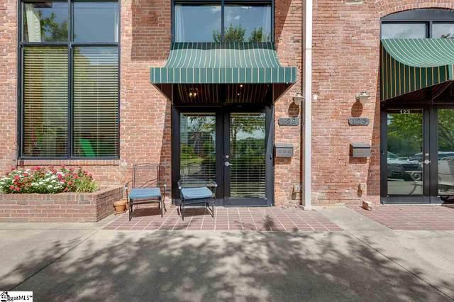 300 South Street Unit 122, Simpsonville, SC 29681 (MLS #1426795) :: Prime Realty