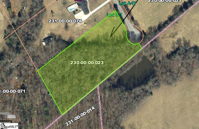 C-1 Meadowbrook Drive, Laurens, SC 29360 (#1426796) :: Hamilton & Co. of Keller Williams Greenville Upstate