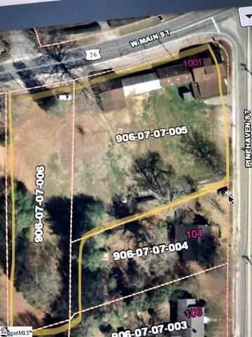 1001 W Main Street, Laurens, SC 29360 (#1426801) :: Hamilton & Co. of Keller Williams Greenville Upstate