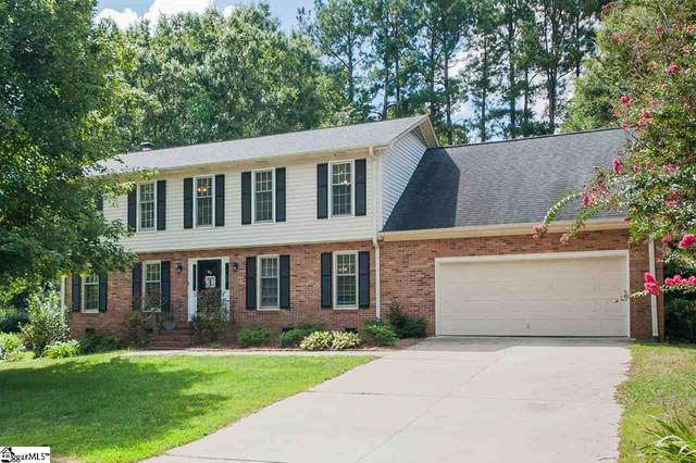 516 Windward Way, Greer, SC 29650 (#1426807) :: Coldwell Banker Caine