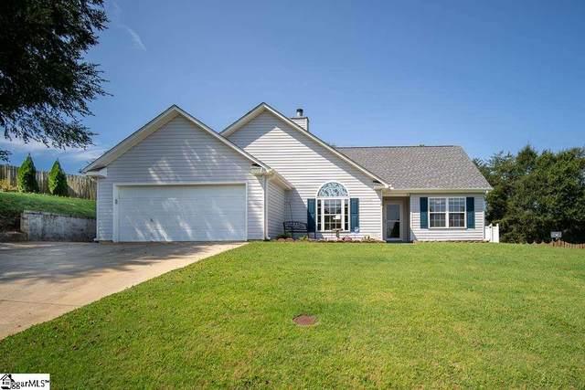330 Blue Heron Circle, Simpsonville, SC 29680 (#1426832) :: The Haro Group of Keller Williams