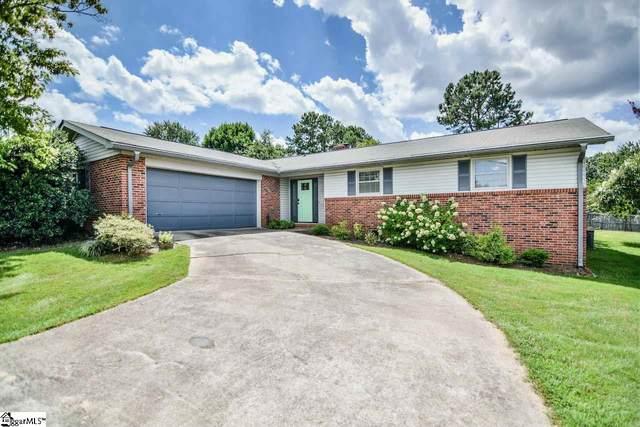 3406 Grandview Drive, Simpsonville, SC 29681 (MLS #1426844) :: Prime Realty