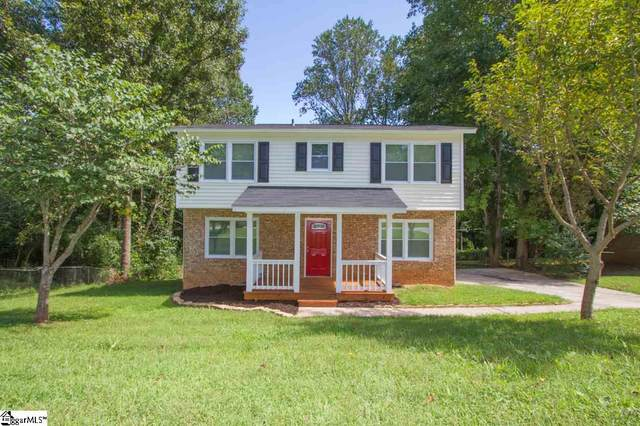 321 Jamestown Road, Easley, SC 29640 (#1426872) :: The Toates Team