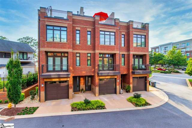 1027 S Main Street Unit 302, Greenville, SC 29601 (#1426903) :: Coldwell Banker Caine