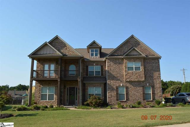 223 Pleasant Isle Lane, Simpsonville, SC 29681 (#1426913) :: Coldwell Banker Caine