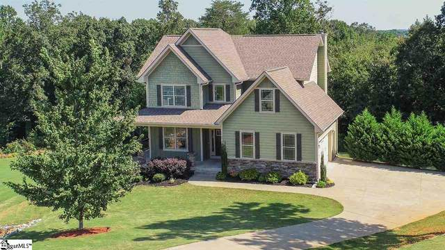 27 Ridgeburg Court, Greer, SC 29651 (#1426928) :: The Haro Group of Keller Williams