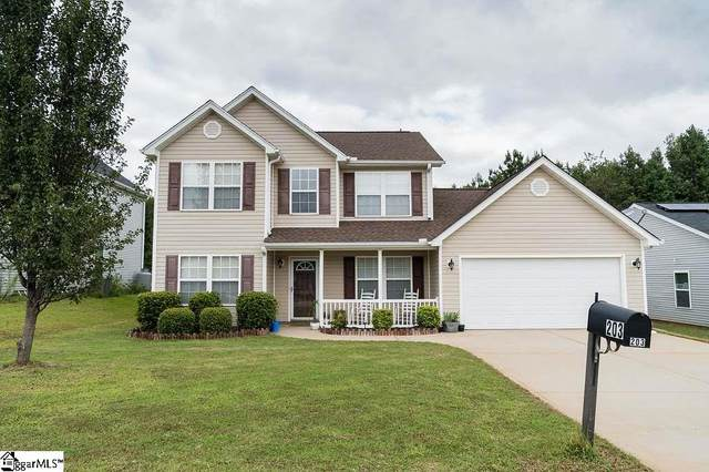 203 Spirit Drive, Roebuck, SC 29376 (#1427028) :: The Haro Group of Keller Williams