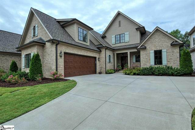 310 Tanoak Court, Simpsonville, SC 29681 (#1427033) :: Parker Group