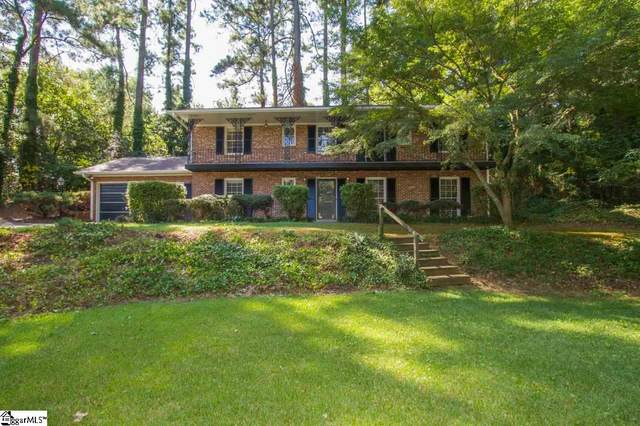 704 Stone Creek Drive, Anderson, SC 29621 (#1427076) :: DeYoung & Company