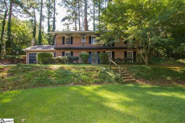 704 Stone Creek Drive, Anderson, SC 29621 (#1427076) :: Hamilton & Co. of Keller Williams Greenville Upstate