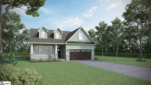 110 Everly Court Lot 7, Travelers Rest, SC 29690 (MLS #1427083) :: Resource Realty Group