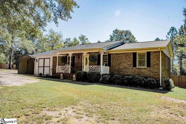257 Depot Street Extension, Due West, SC 29639 (MLS #1427100) :: Prime Realty