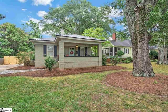 411 Jones Avenue, Greenville, SC 29605 (#1427129) :: J. Michael Manley Team