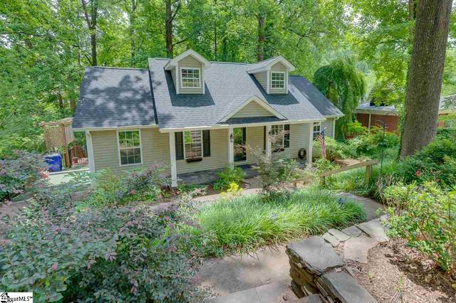 216 Dellwood Drive, Greenville, SC 29609 (#1427146) :: Hamilton & Co. of Keller Williams Greenville Upstate