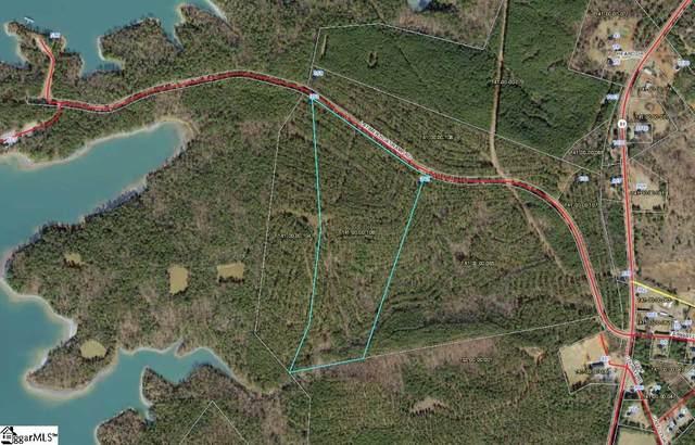 00 Latimer Boat Ramp Road, Calhoun Falls, SC 29628 (MLS #1427160) :: Prime Realty