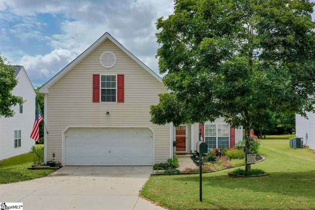 4 Summerfield Court, Simpsonville, SC 29680 (#1427164) :: The Toates Team