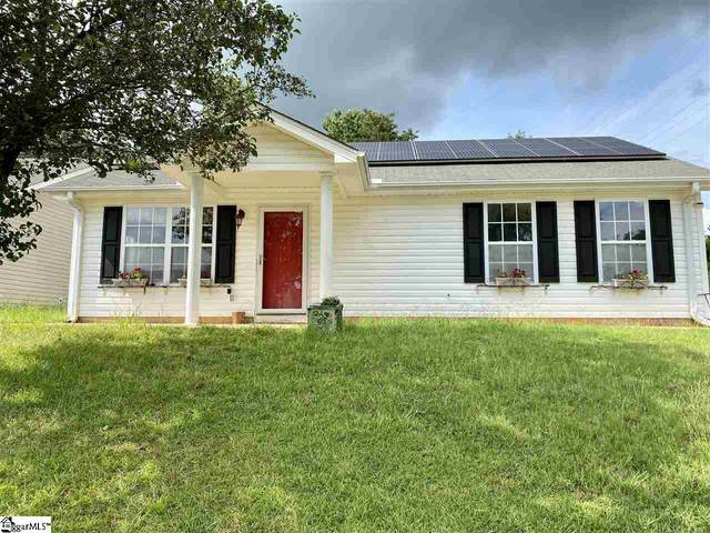 427 Pleasant Green Drive, Inman, SC 29349 (#1427176) :: Parker Group