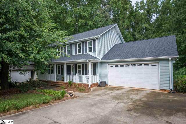 204 Hunters Woods Drive, Simpsonville, SC 29680 (MLS #1427178) :: Prime Realty