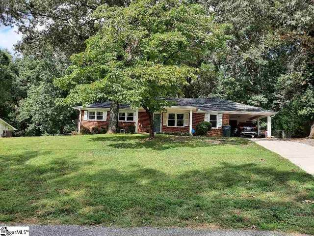 500 Creighton Drive, Taylors, SC 29687 (#1427184) :: The Haro Group of Keller Williams