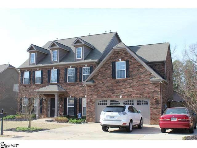 236 Strasburg Drive, Simpsonville, SC 29681 (#1427206) :: Green Arc Properties