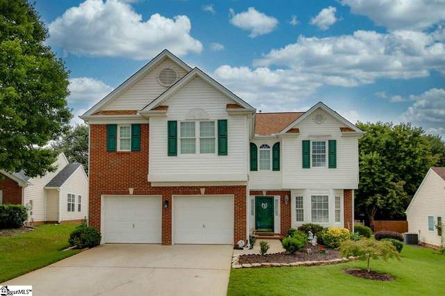 7 Cornerton Pass, Simpsonville, SC 29680 (#1427235) :: The Toates Team