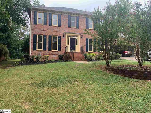 3 Old Oak Drive, Taylors, SC 29687 (#1427248) :: Parker Group
