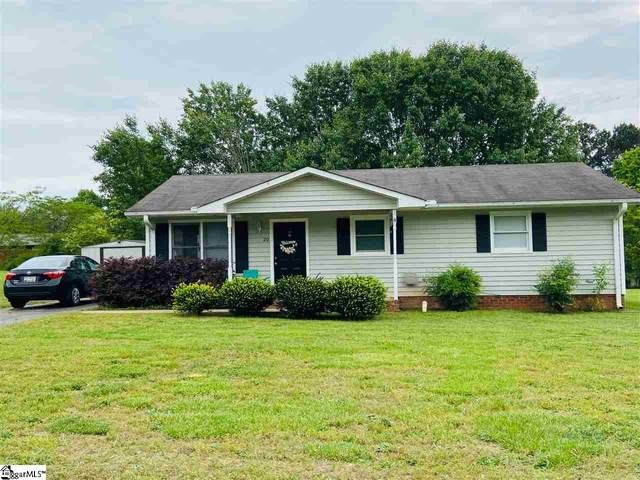 20 Ford Drive, Wellford, SC 29385 (#1427268) :: DeYoung & Company