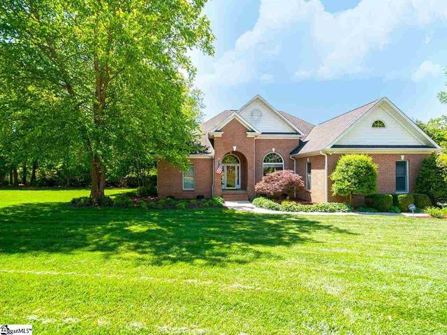 201 View Forest Court, Greer, SC 29651 (MLS #1427285) :: Prime Realty