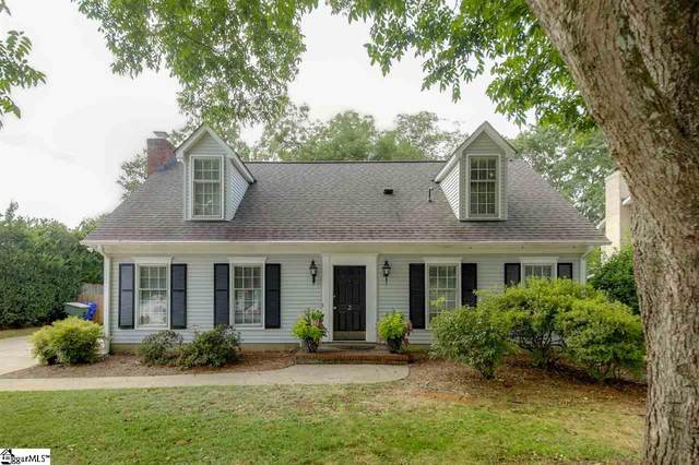 3 Pittler Drive, Greenville, SC 29607 (#1427331) :: Hamilton & Co. of Keller Williams Greenville Upstate