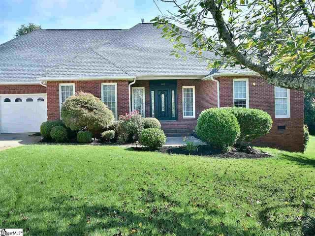 107 Glen Arbor Court, Easley, SC 29642 (#1427339) :: Green Arc Properties
