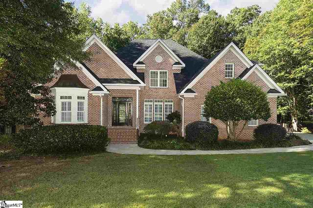 28 Sycamore Ridge Drive, Simpsonville, SC 29681 (#1427355) :: Coldwell Banker Caine