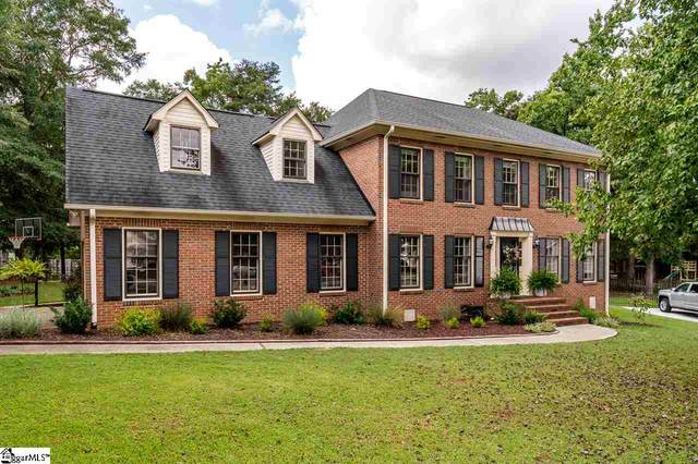 112 Banister Court, Greer, SC 29650 (#1427364) :: The Toates Team