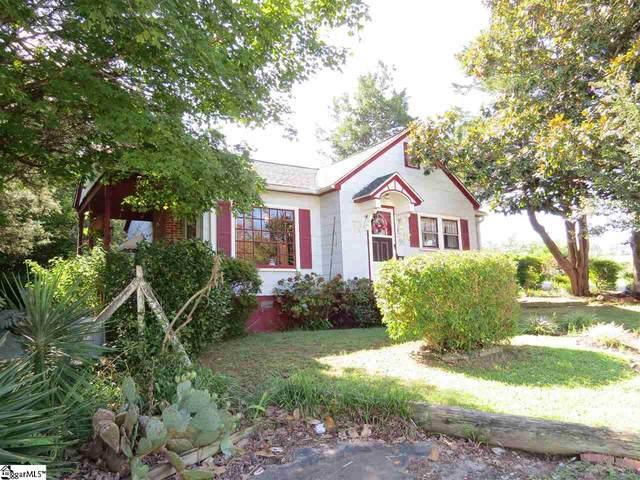307 Jones Avenue, Greer, SC 29650 (#1427369) :: Coldwell Banker Caine