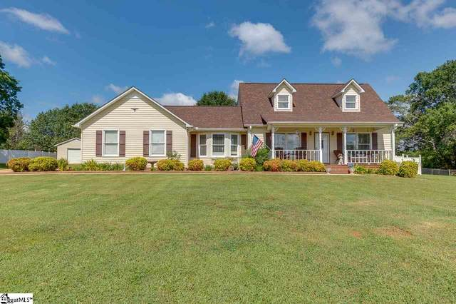 501 Pinnacle Court, Easley, SC 29642 (MLS #1427385) :: Prime Realty