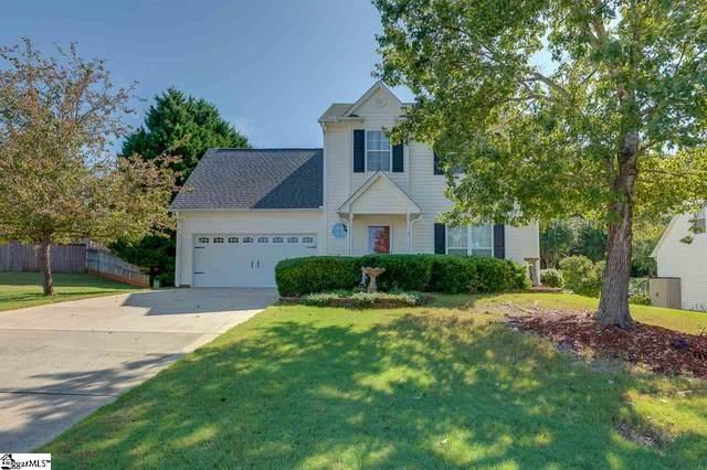 105 Blue Wing Lane, Easley, SC 29642 (#1427405) :: Green Arc Properties