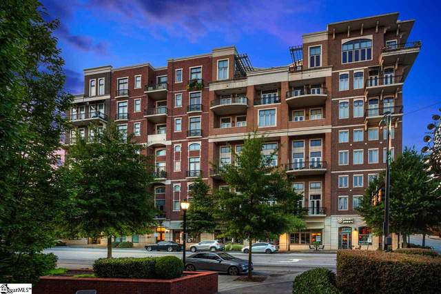 111 E Mcbee Avenue Unit 205, Greenville, SC 29601 (#1427418) :: Parker Group