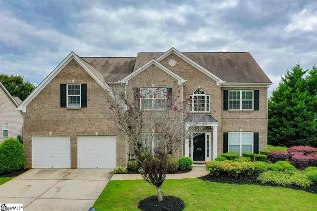 209 Wild Meadow Drive, Simpsonville, SC 29681 (#1427430) :: J. Michael Manley Team