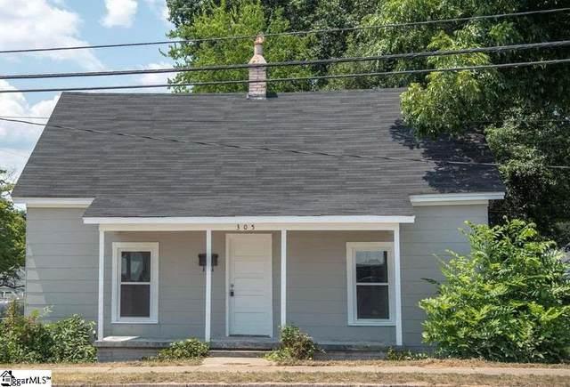 305 Lucas Avenue, Laurens, SC 29360 (#1427446) :: Hamilton & Co. of Keller Williams Greenville Upstate