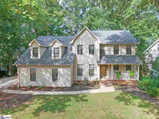105 Firethorne Drive, Greer, SC 29650 (#1427453) :: The Toates Team