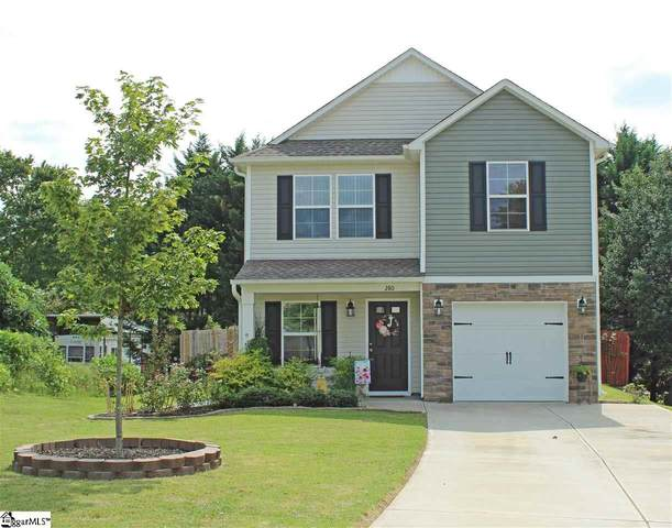 280 Springfield Circle, Easley, SC 29642 (#1427493) :: The Haro Group of Keller Williams