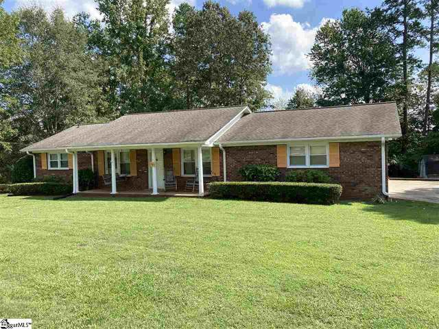 301 Ridgecrest Drive, Easley, SC 29640 (#1427506) :: Hamilton & Co. of Keller Williams Greenville Upstate