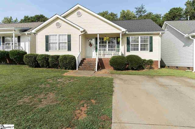 111 Cosmos Lane, Greer, SC 29651 (#1427514) :: Coldwell Banker Caine