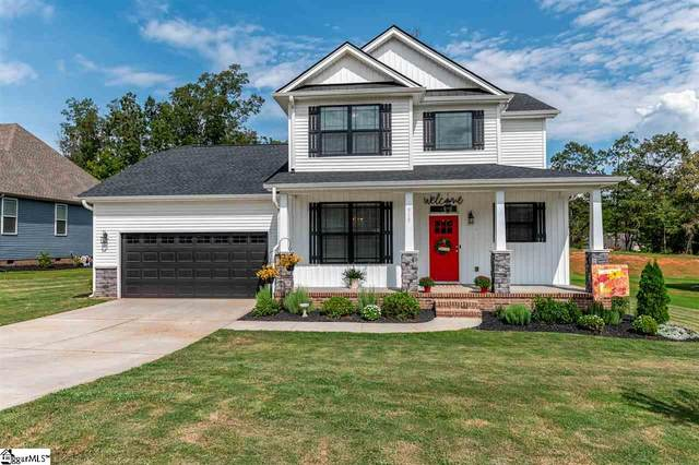 515 Turning Leaf Lane, Greer, SC 29651 (#1427561) :: The Haro Group of Keller Williams
