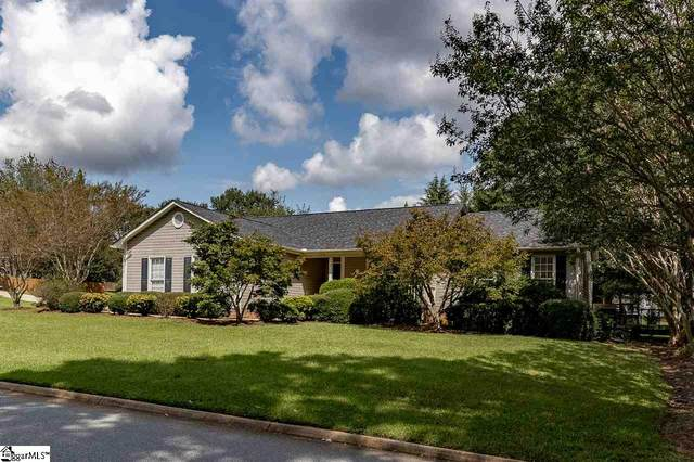 8 Mcbee Chapel Road, Mauldin, SC 29662 (#1427593) :: Parker Group
