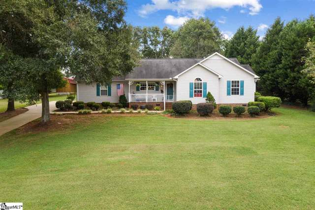 1017 Shennandoah Drive, Anderson, SC 29625 (#1427598) :: Hamilton & Co. of Keller Williams Greenville Upstate