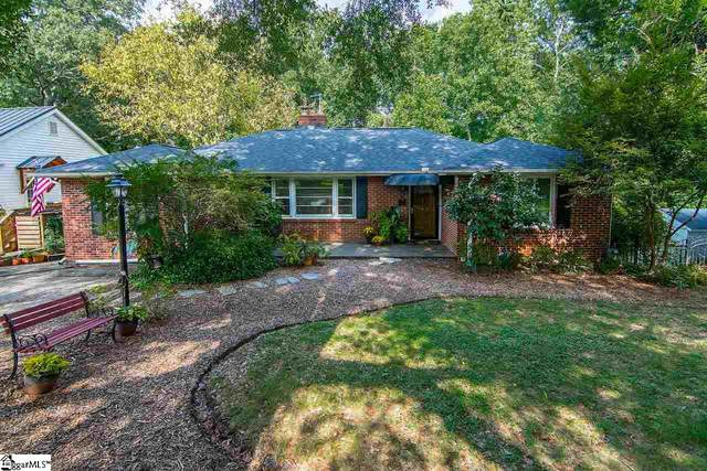 32 Blackburn Street, Greenville, SC 29607 (MLS #1427622) :: Prime Realty