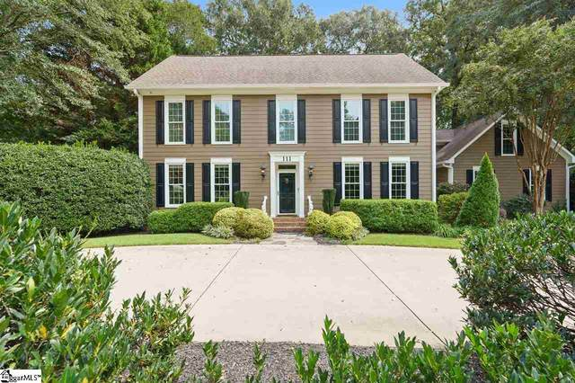 111 Barksdale Greene, Greenville, SC 29607 (#1427641) :: Hamilton & Co. of Keller Williams Greenville Upstate