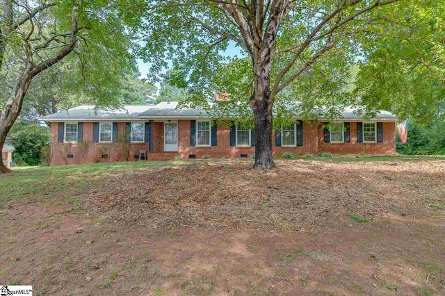 406 Greenbriar Lane, Anderson, SC 29625 (#1427642) :: Hamilton & Co. of Keller Williams Greenville Upstate