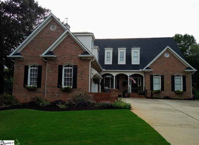 12 Doeskin Hill, Greer, SC 29650 (#1427653) :: The Toates Team